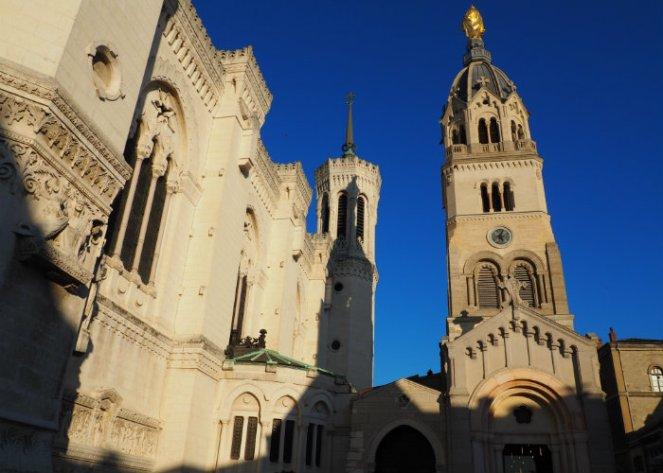 Notre-Dame de Fourvière quartier
